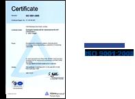 Zertifiziert nach ISO 9001:2008